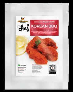 Magic Crumbs Korean BBQ